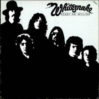 Ready An Willing - Whitesnake [CD album]